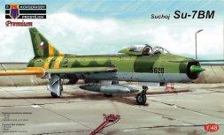 Su-7BM Fitter - Czechoslovak AF 1:48