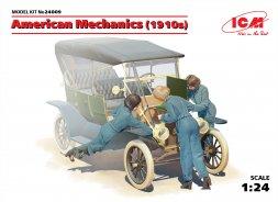 American mechanics 1910s 1:24