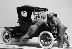 ICM American mechanics 1910s 1:24