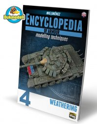 AMMO of MiG - Encyclopedia of Armour Modelling techniques Vol.4