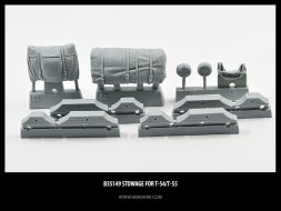T-54/ T-55 Stowage 1:35
