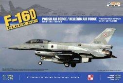 F-16D Block 52+ Fighting Falcon 1:72