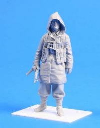 CMK German SS soldier (Hungary 1945) 1:35