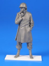 CMK US WWII Sodier w/ winter coat and an M1 rifle - Belgium 1:35