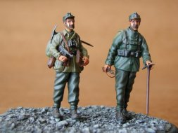 CMK German Mountain Troops - Gebirgsjäger 1:35