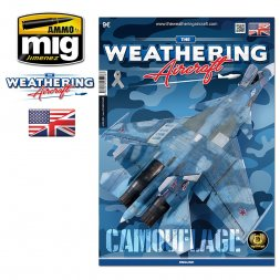 Weathering Magazine Aircraft Issue 6 Camouflage English