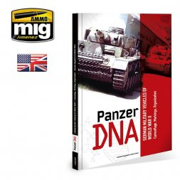 AMMO of MIG - Panzer DNA (ENGLISH)