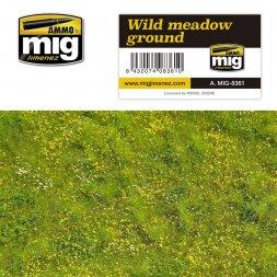 AMMO of MiG - Wild meadow ground 230x130mm