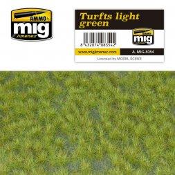 AMMO of MiG - Turfs light green 230x130mm
