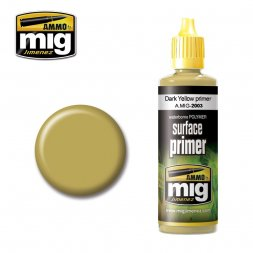 AMMO of MiG - Primer dark yellow 60ml