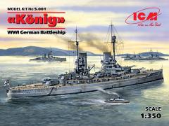 ICM SMS König (1913) 1:350