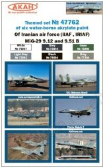 AKAN Iran AF - MiG-29 (IINA, IRIAN)