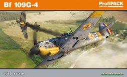 Bf 109G-4 - ProfiPACK 1:48