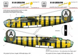 HADmodels B-24D Lemon Drop 1:72