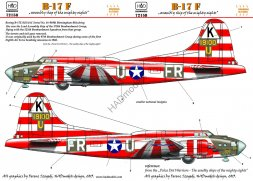 HADmodels B-17E Birmingham Blitzkrieg USAAF 1:72
