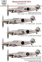 HADmodels Bf 109A 1:72
