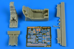 Aires IAI Kfir C7 cockpit set for AMK 1:48