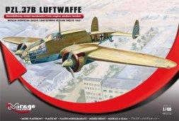 PZL.37B Luftwaffe - German Version 1:48