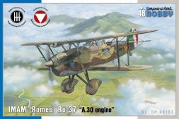 IMAM (Romeo) Ro.37 - A30 engine 1:48