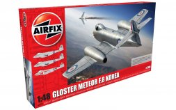 Gloster Meteor F8 - Korean War 1:48
