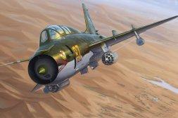 Su-17UM3 Fitter-G 1:48