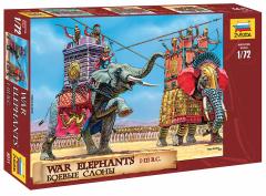 Zvezda War Elephants 1:72