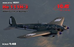 Heinkel He 111H-3 1:48