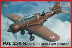 IBG Models PZL 23A Karas 1:72
