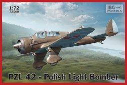 IBG Models PZL 42 1:72