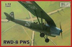 IBG Models RWD-8 PWS 1:72