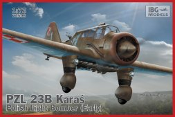 IBG Models PZL 23 Karas early 1:72