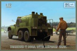 IBG Models Diamond T 968A with Asphalt Tank 1:72