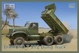 IBG Models Diamond T 972 Dump Truck 1:72
