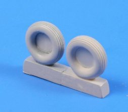 A6M2 / A6M5 Zero wheels for Tamiya 1:32