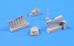 A6M2/A6M5 Zero Tail cone for Tamiya 1:32