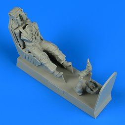 Aerobonus US Navy Pilot with ejection seat for A-7E early V. 1:3