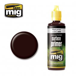 AMMO of MiG - Primer Rust 60ml