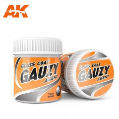 AK Interactive - Gauzy agent Glass coat 100ml