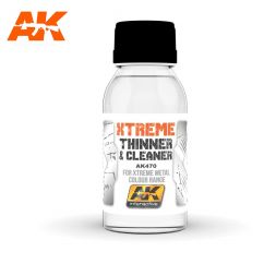 AK Interactive - Xtreme Cleaner & Thinner 100ml