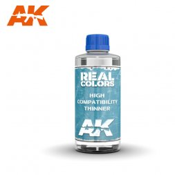 AK Interactive - Real Colors Thinner 200ml