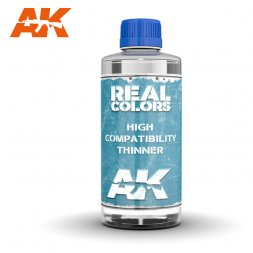 AK Interactive - Real Colors Thinner 400ml