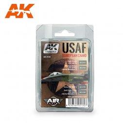 AK Interactive - USAF European Camo