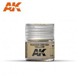AK Real Colors - RC099 Russian Greyish Yellow 10ml