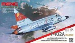 Meng F-102A Delta Dagger (Case X Wing) 1:72