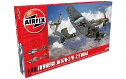 Airfix Junkers Ju 87B-2/R-2 1:48