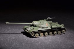 Trumpeter JS-3 with 122mm BL9 1:72