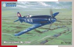 Special Hobby Messerschmitt Me 209V-1 1:72