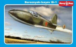 Mikro Mir Brereznyak-Iseyev Bi-1 1:48