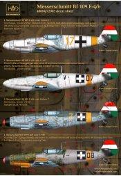 Messerschmitt Bf 109 F-4/b 1:32