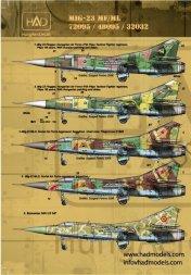 MiG-23MF/MLD Flogger 1:32